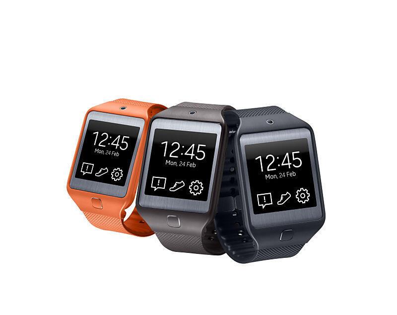 gear Samsung tizen Uhr