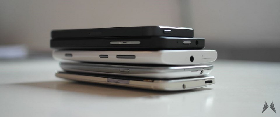 Android blackberry iOS marktanteil Smartphones Windows