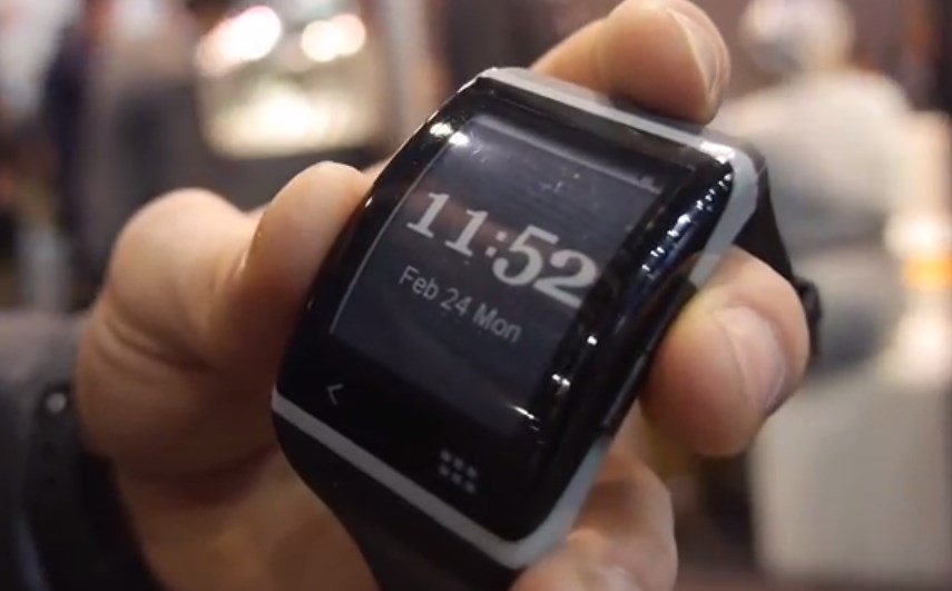 Android Archos MWC2014 smartwatch