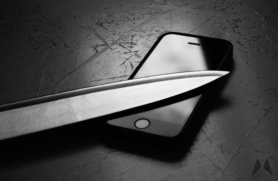 Apple iphone saphirglas Video