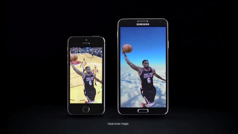 Android Apple galaxy iOS iPad iphone Samsung Video