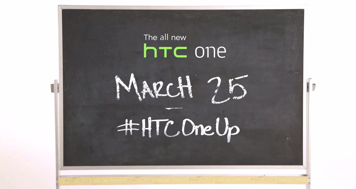 Android HTC one Video