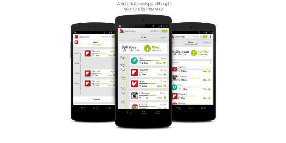 Android app beta max MWC2014 Opera