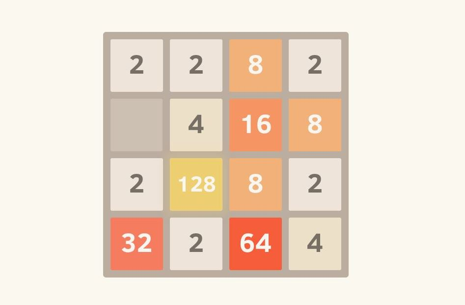 Spielen 2048