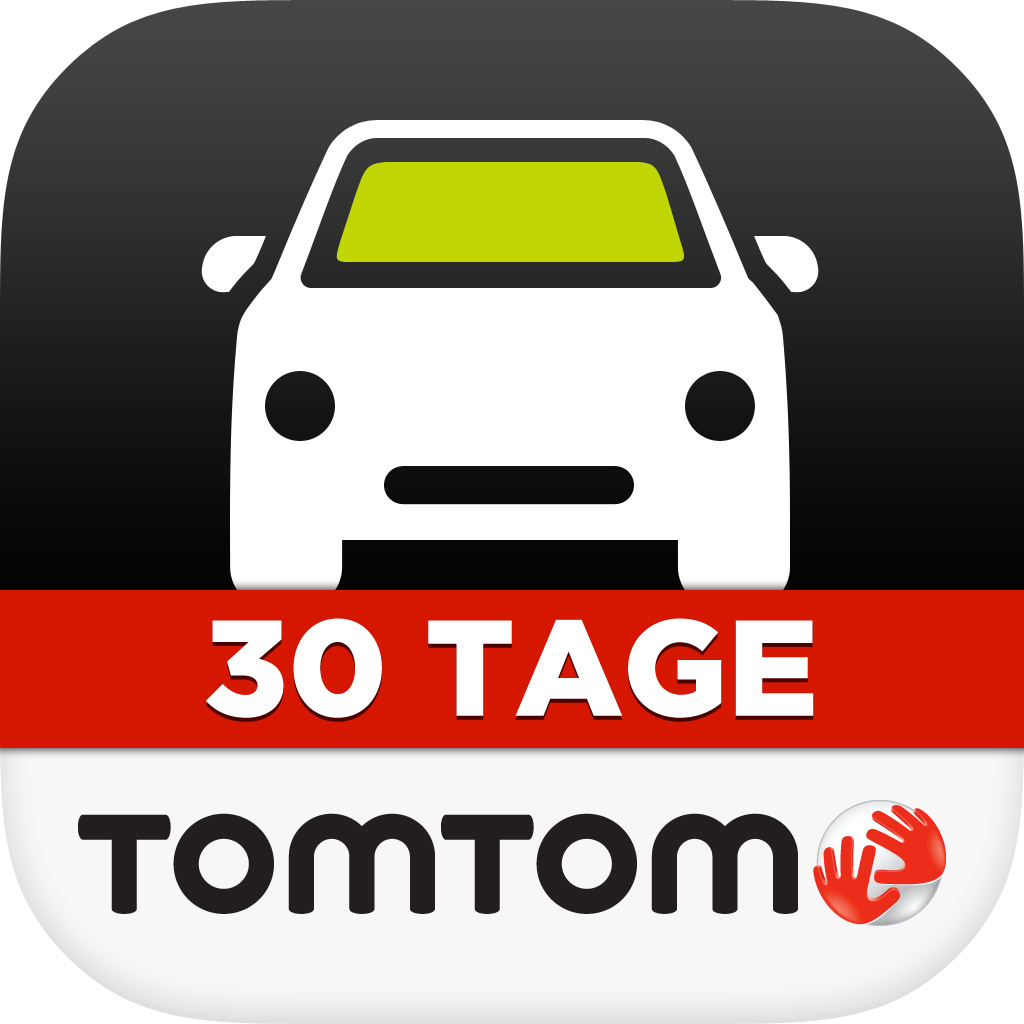 Apple iOS navi navigation TomTom