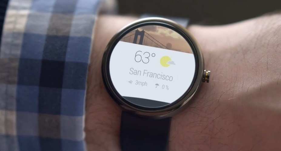 Android Wear Google updates