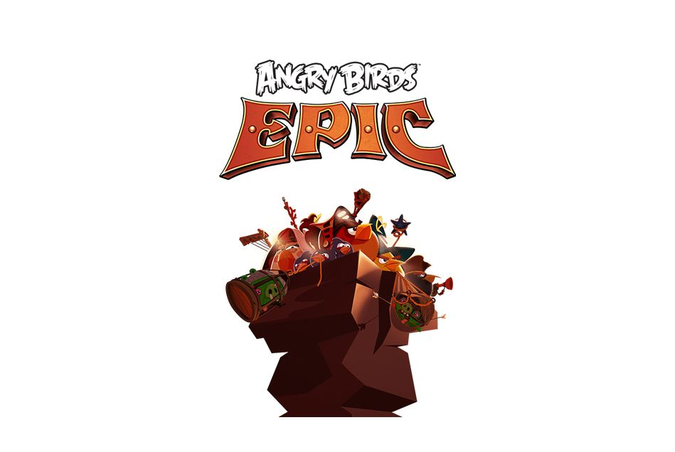 Android Angry Birds epic iOS rovio trailer