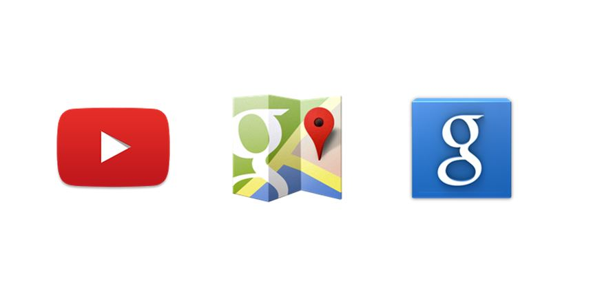 Android Google Maps suche Update YouTube