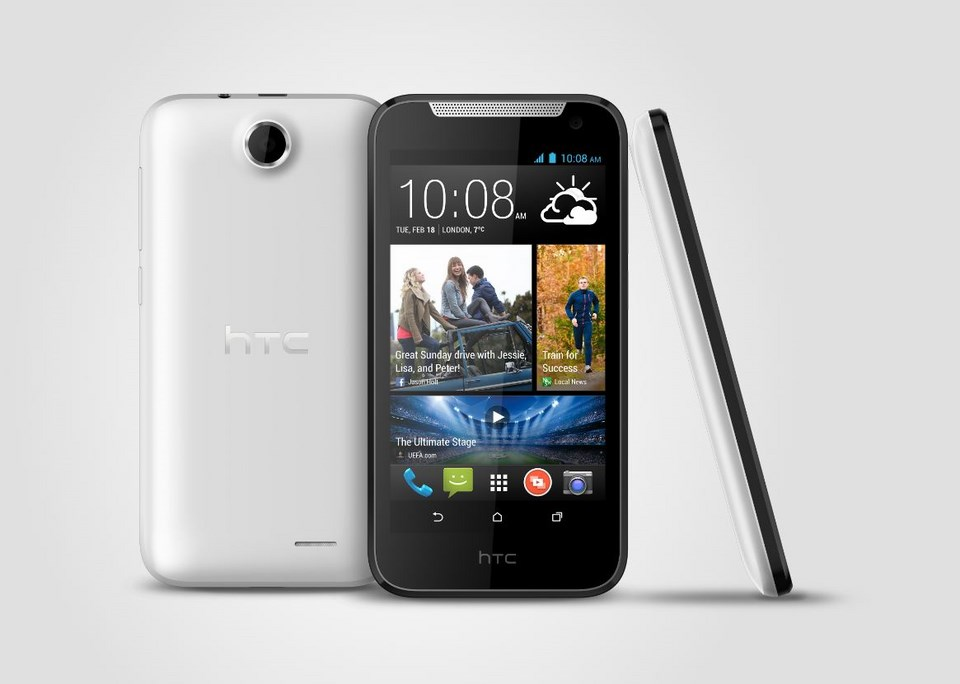 Android Desire HTC
