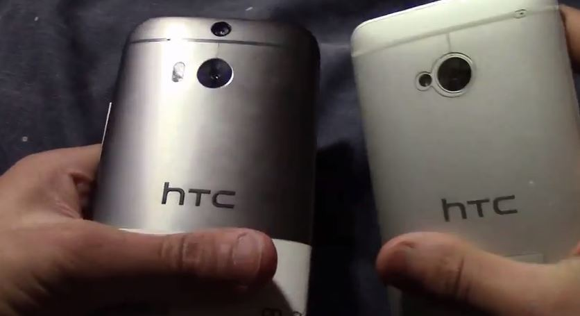 Android HTC m8 neu one Video