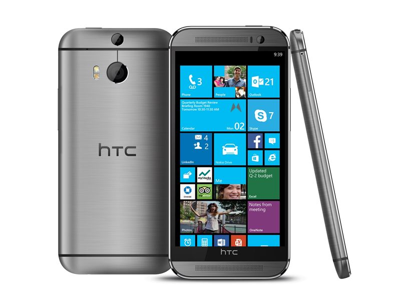 HTC m8 one Windows Phone