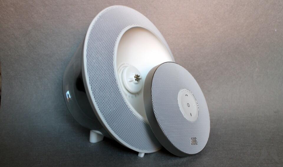 1 Android Bluetooth Galerie iOS iPad iphone jbl Lautsprecher Speaker Voyager