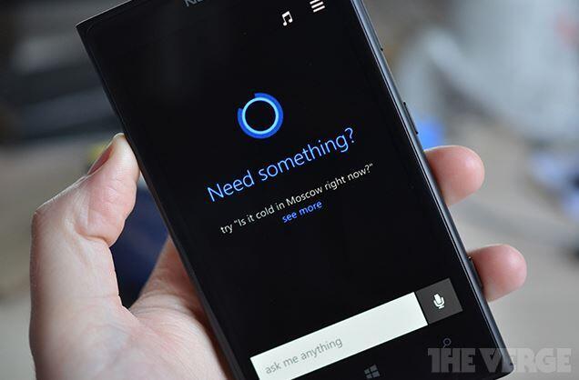cortana internet explorer Video Windows Phone