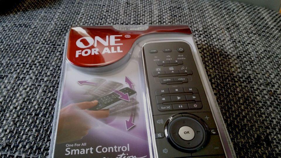 Gadget One for all Universalfernbedienung