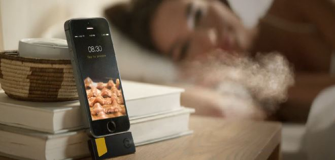 bacon iOS iphone Wecker