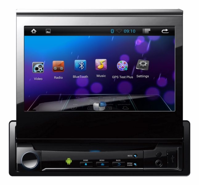 navgear 1 din android autoradio mit gps wifi und mirrorlink vorgestellt. Black Bedroom Furniture Sets. Home Design Ideas