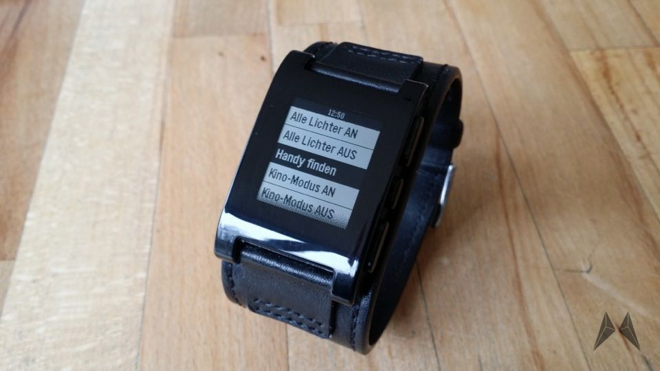 Android Apps Pebble tasker