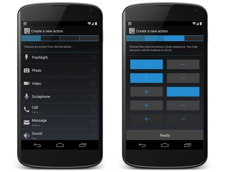 Android app lautstärke