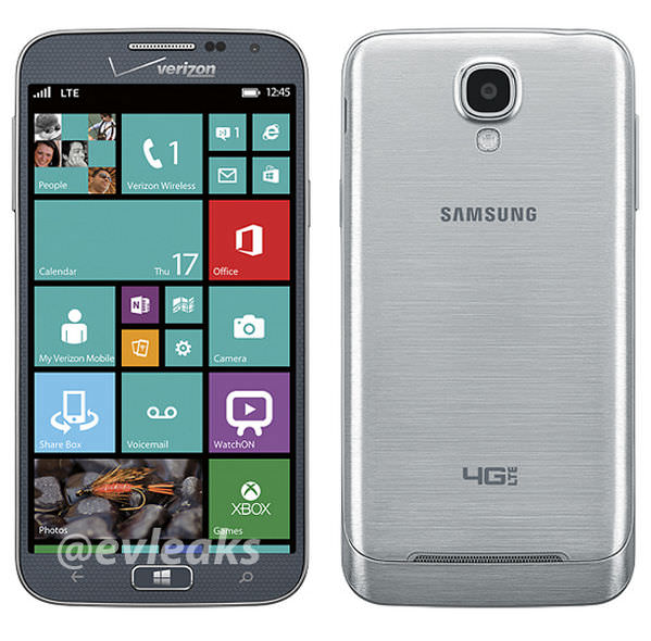 ATIV SE evleaks Leak pressebild Samsung Windows Phone