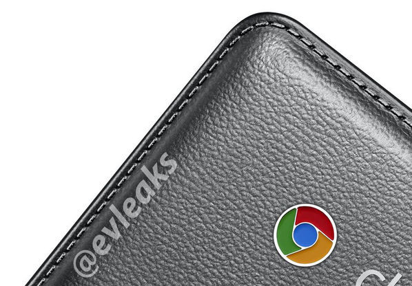 chromebook ChromeOS evleaks leaks leder rückseite Samsung