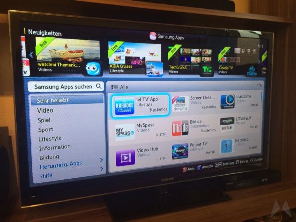 SmartTV Samsung BD-F6500 (2)