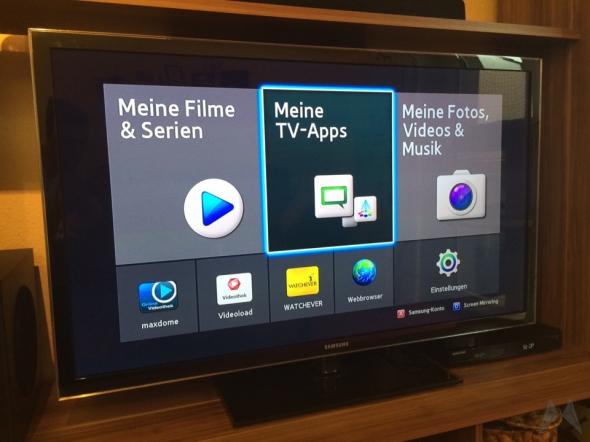 SmartTV Samsung BD-F6500 (4)