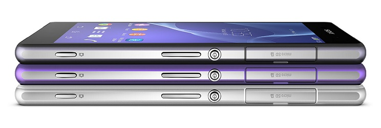 Android Sony Xperia z2