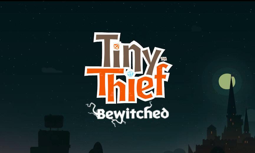games rovio Spiel teaser Tiny Thief Video