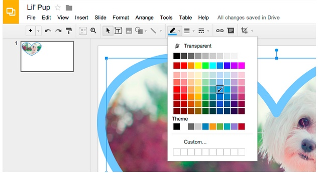 editor Google images