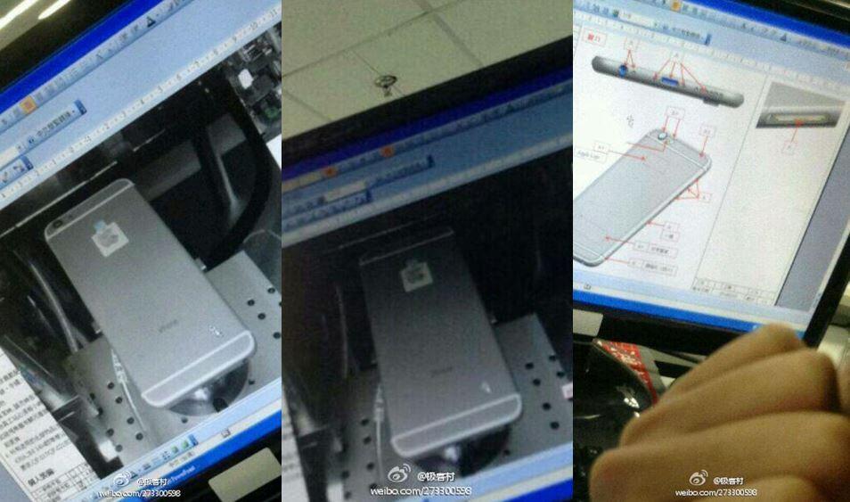 Apple iOS iphone Leak