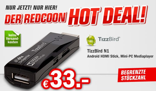Android deal hdmi Stick TV