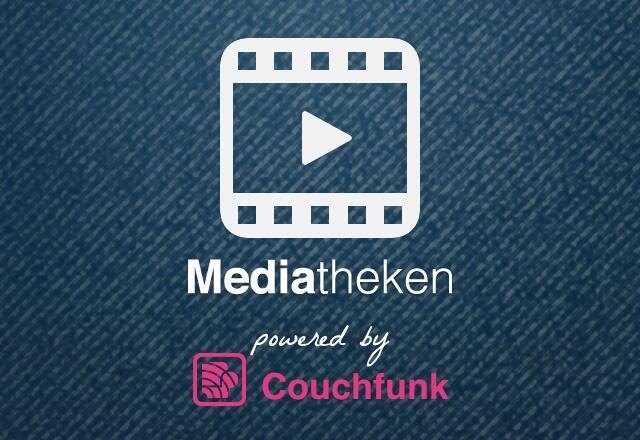 couchfunk iOS mediatheken