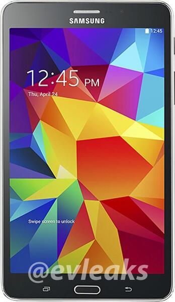 7.0 Android galaxy galaxy tab Leak Samsung