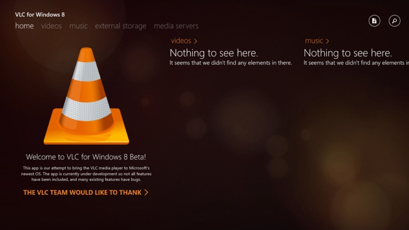 Media Player vlc Windows