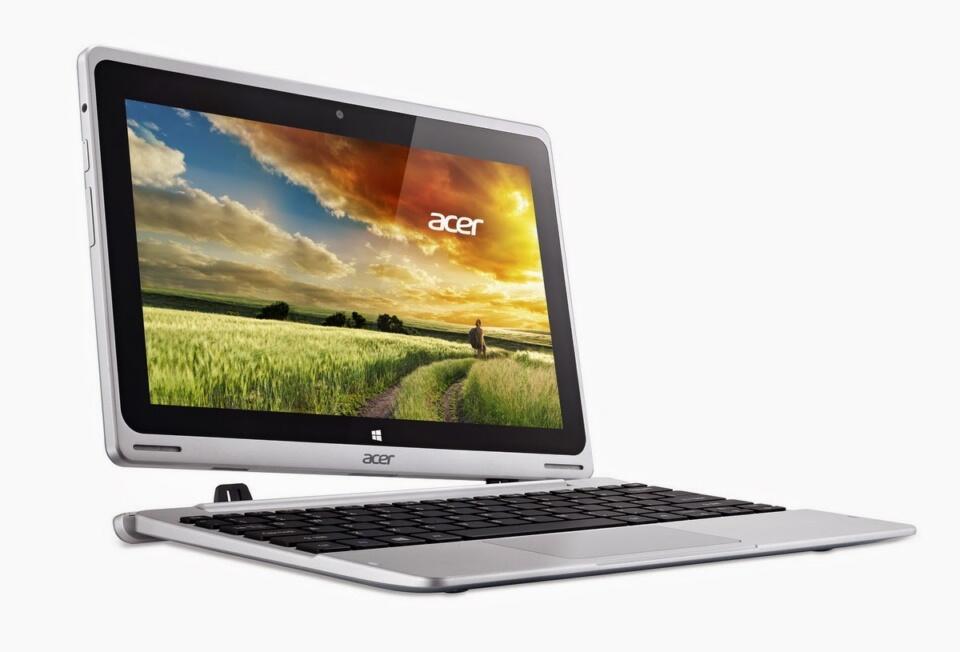 Acer Dock tablet Windows