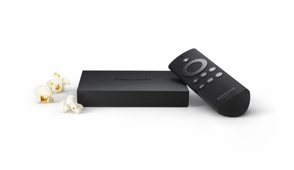 Fire TV Firmware System Update