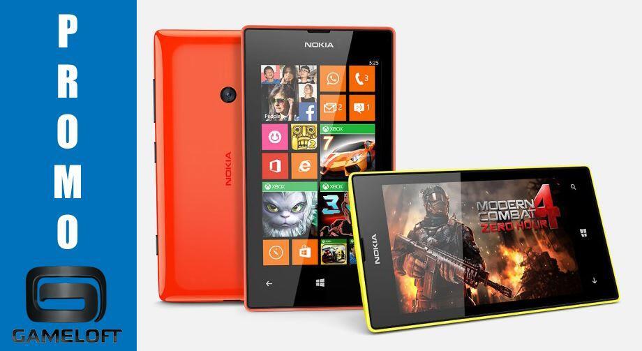 gameloft Lumia Nokia Windows Phone