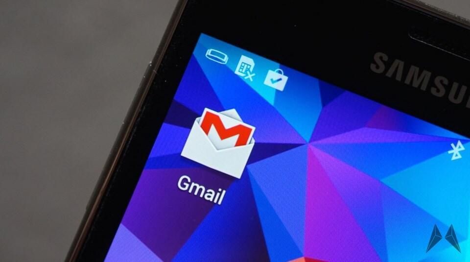 Android Gmail Google Screenshot