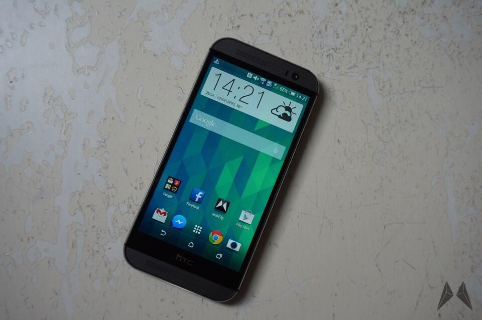 Android HTC m8 one premium prime