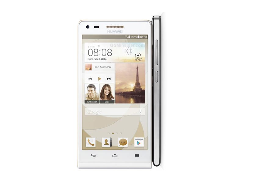 Android Ascend details Huawei Mini p7