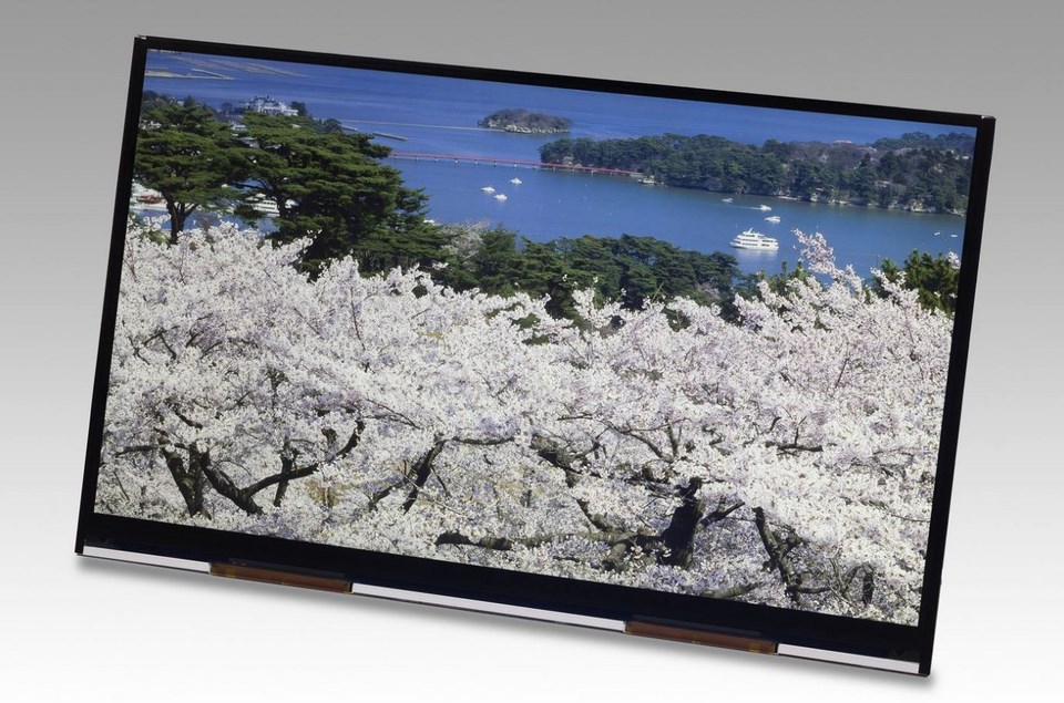 4k Display Japan tablet