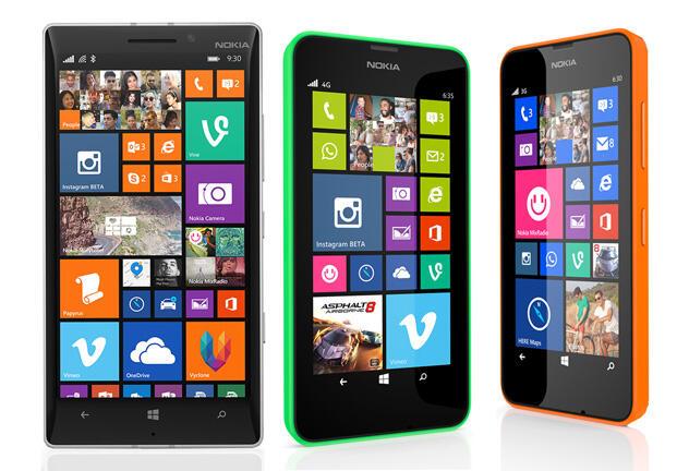 630 930 hands on Lumia Nokia Windows Phone