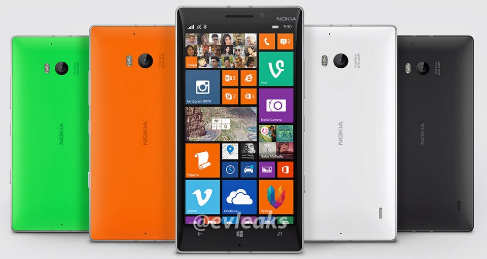 930 Lumia Nokia Windows Phone