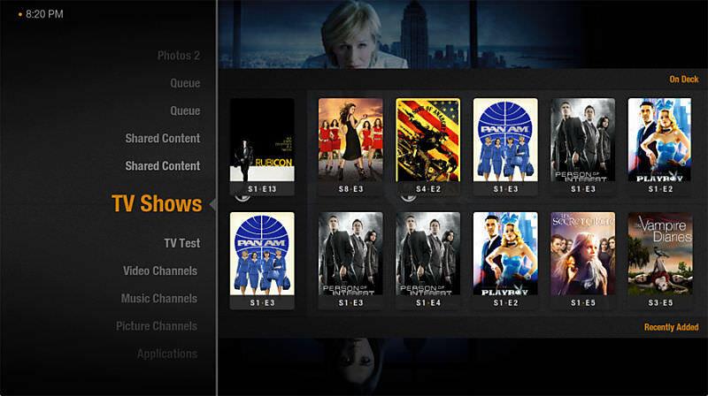 Medien Medienserver Plex streaming Xbox One