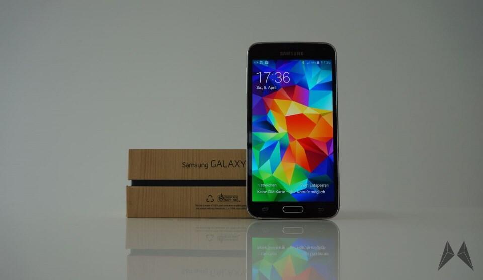 Video Das Samsung Galaxy S5 Im Chip Test