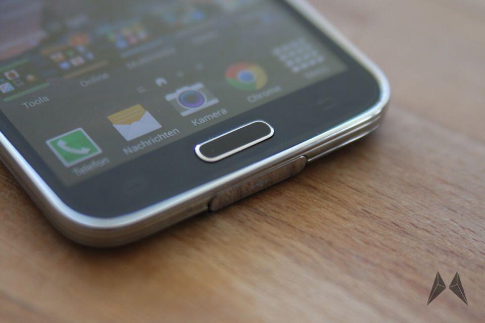 Android fingerabdruck galaxy s6 Samsung sensor
