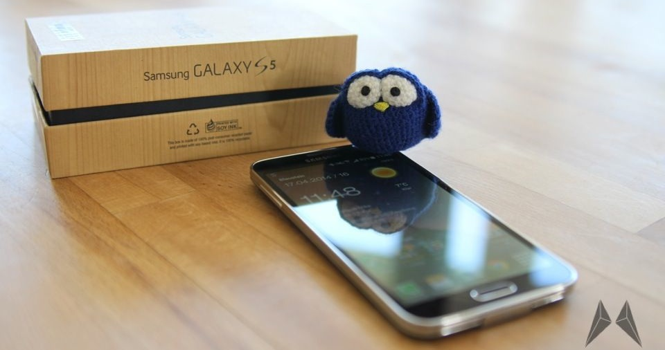 1 Android Galaxy S5 review Samsung test