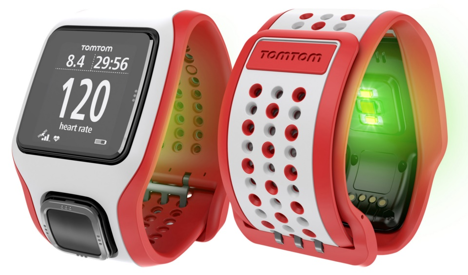 fitness Sport TomTom Uhr watch