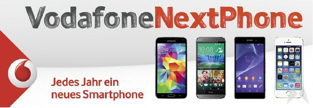 provider Smartphone Vodafone