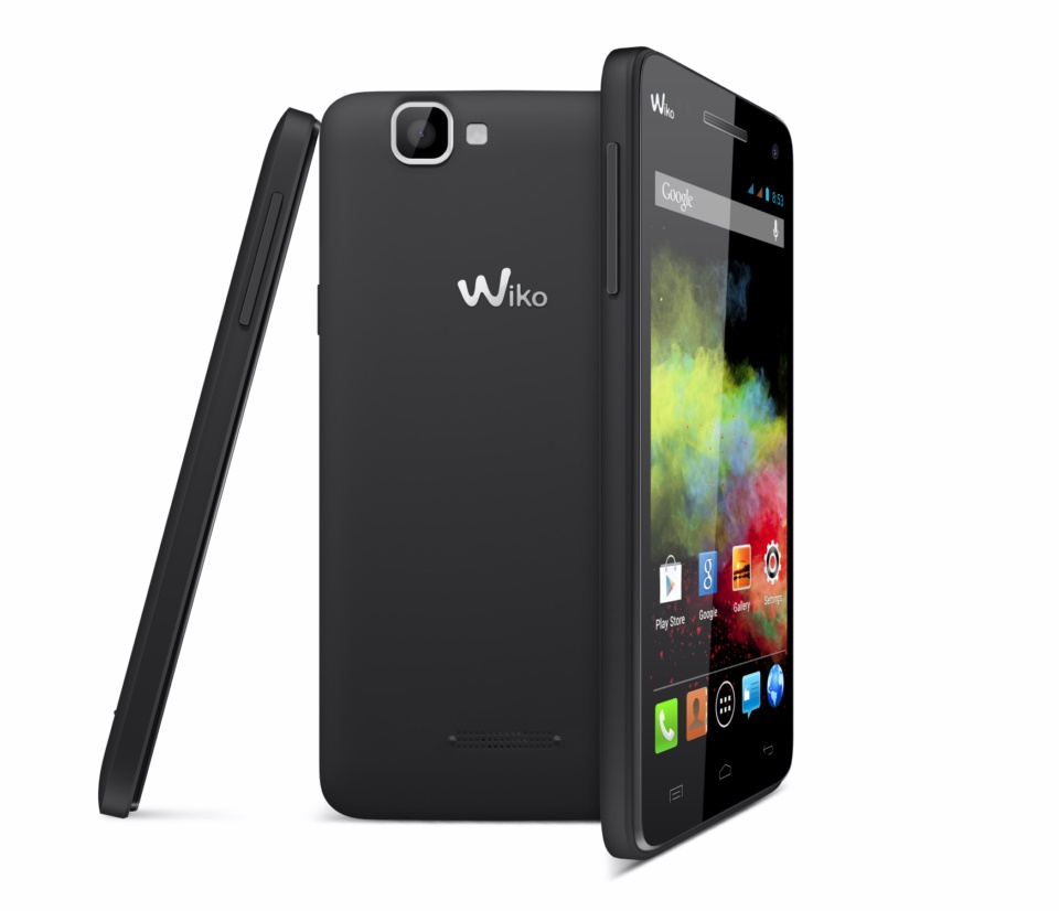 Android Rainbow Update Wiko